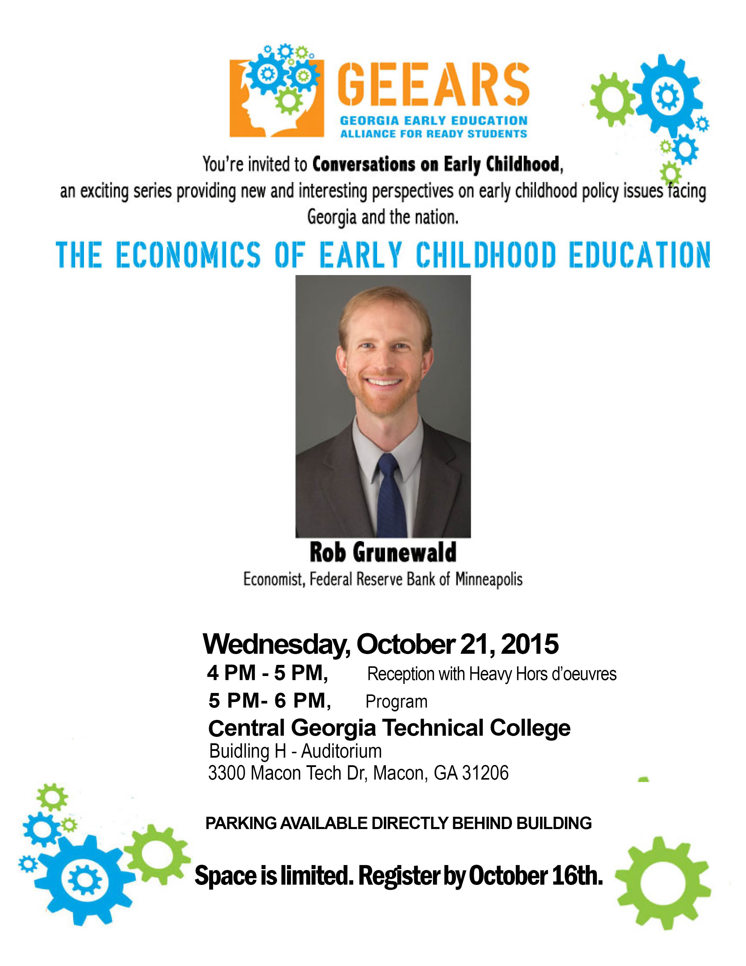 Economics Of Early Childhood Education United Way Of Central Georgia